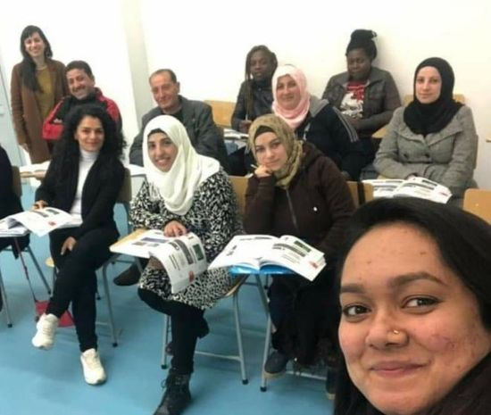 Προγράμματα εκμάθησης ελληνικής γλώσσας σε αιτητές διεθνούς προστασίας και δικαιούχους διεθνούς προστασίας